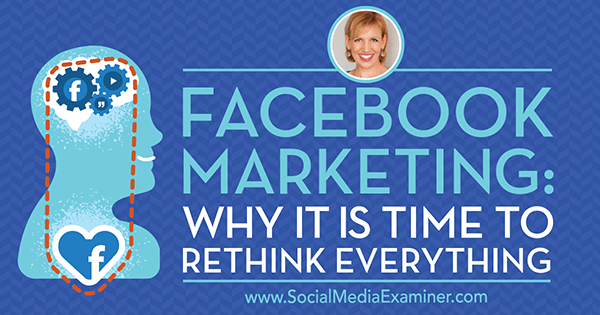 Digital Recap:  Facebook Marketing: Why It Is Time to Rethink Everything (Audio Only)